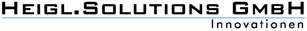 Heigl.Solutions GmbH